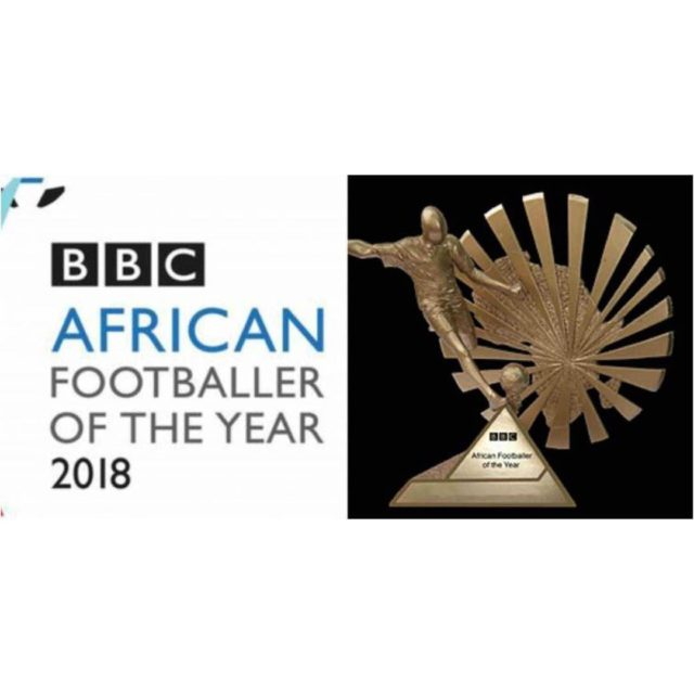 HERE ARE THE NOMINEES FOR BBC AFRICAN FOOTBALLER OF THE...