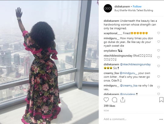 Didi-Ekanem-debunks-claims-of-her-Dubai-trips-being-men-sponsored-nigezie-xtreme