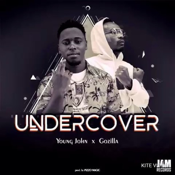 NEW ONE FROM EAST AFRICA : YOUNG JOHN FEATURING GOZILLA...