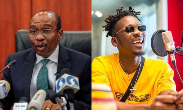 CBN-Governor-Godwin-Emefiele-allegedly-tells-Mr-Eazi-Your-dreadlocks-are-irresponsible-nigezie
