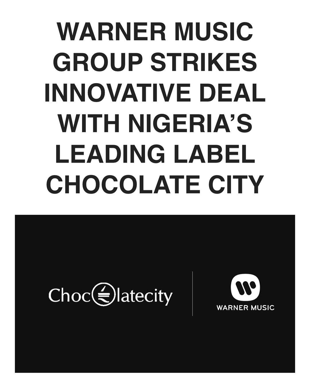 Warner Music & Chocolate Music