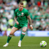 #NXSports: Irish McLean Slams Rice For Switch to England Team