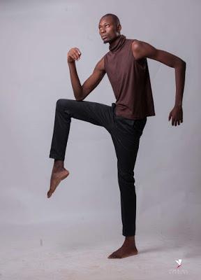 tallest model in west africa