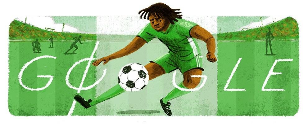 Google doodle samuel okwaraji
