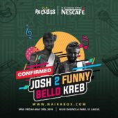 Josh 2 Funny Performance at Reckless With Kenny Blaq