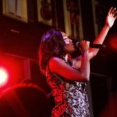 Simi Thrills Fans at Industry Nite
