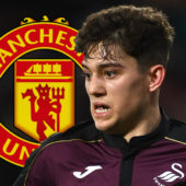 Daniel James Set to Complete £18million Manchester United Move!