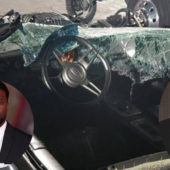 Kevin Hart and Friend involved in Car Crash with major back injuries