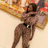 Tiny Waist Celebrity Princess Shyngle Engaged